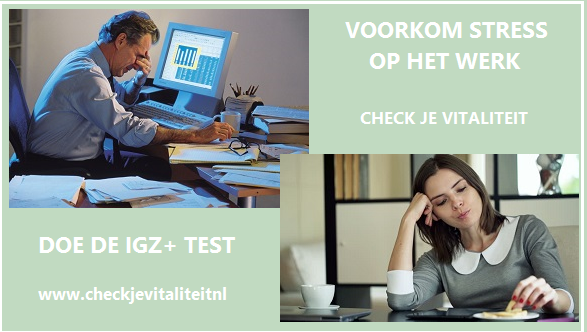 Check Je Vitaliteit TEST afbeelding VGNL VF 001